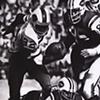 November 2nd, 1975 O.J. Simpson, of the Buffalo Bills, tries to score