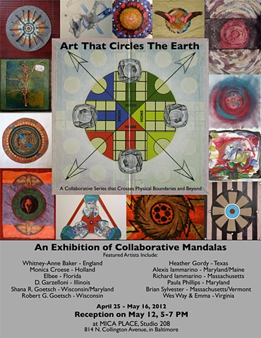 Art That Circles The Earth Project - MFACA Thesis II
