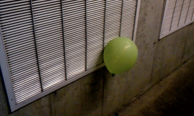 The Green Balloon