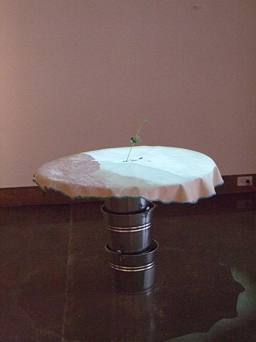 Nisaaway Gaamii/Water Table
