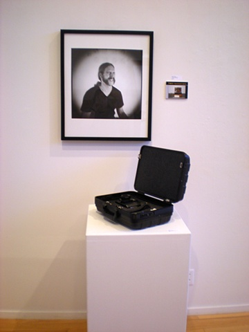Installation View of the Electro Synchro project at the Hoffman Gallery, Photo by Beth Robinson