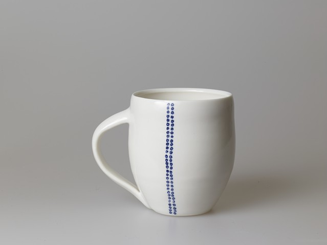 2015 Mug with mishima pattern