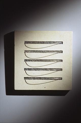contemporary mixed-media sculpture