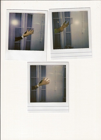 Three hands. 2005