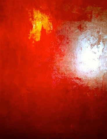 The Red Painting