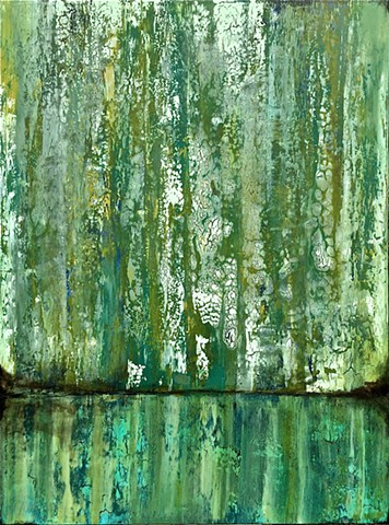 """Malachite Forest"""