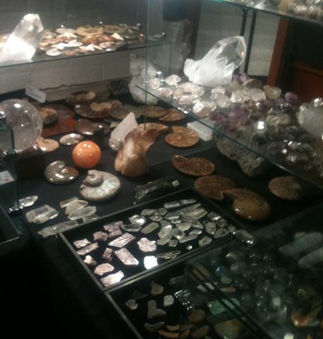 Tucson 2012 Showroom.