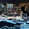 Tucson Gem Show Booth 2013