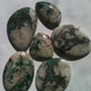 Polished Canigetalite Cabochons