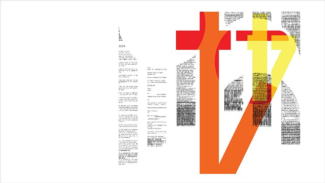 This is an experimental typographic project.