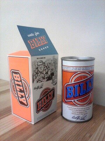 Billy Carter Beer One-pack