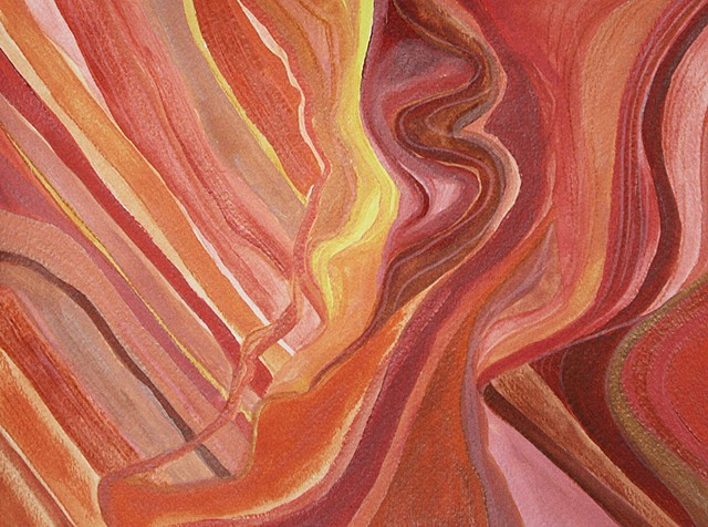 Antelope Canyon, #3