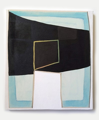 Untitled (Blue Black)