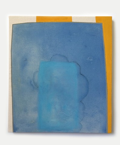 Untitled (Blue Yellow)