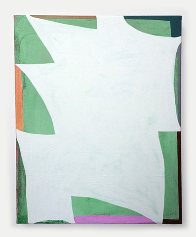 Untitled (White Shape)