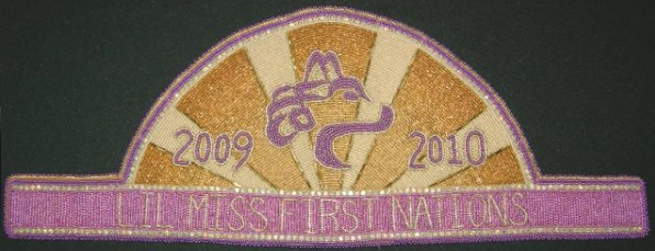 Lil' Miss First Nations Crown