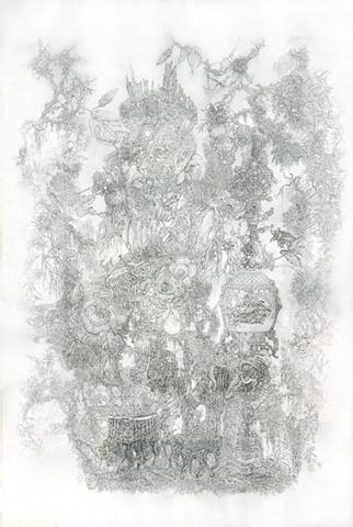Organic Drawing