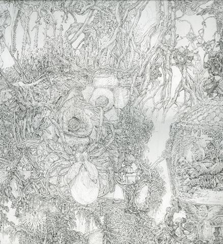 Organic Drawing (Detail)