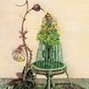 Green Fountain (Detail 1)