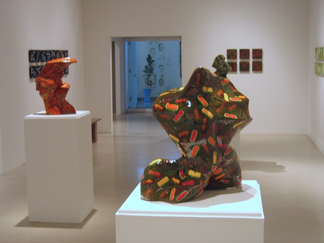 Freedman Gallery Solo Show - view 3