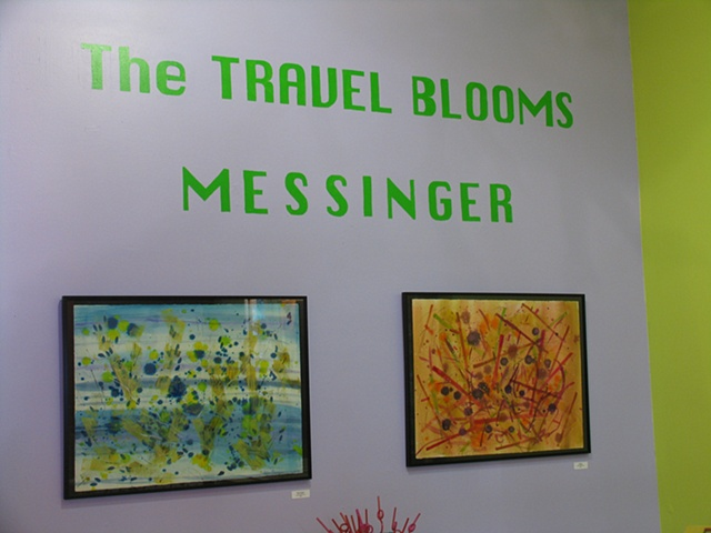 """The Travel Blooms"" @ Eyeporium"