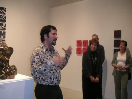 Artist's Talk - Freedman Gallery