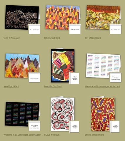 NOTE CARDS Assortment 2