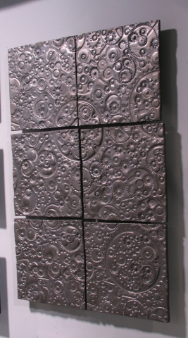 SOLD Gears 6 8x8 Tiles