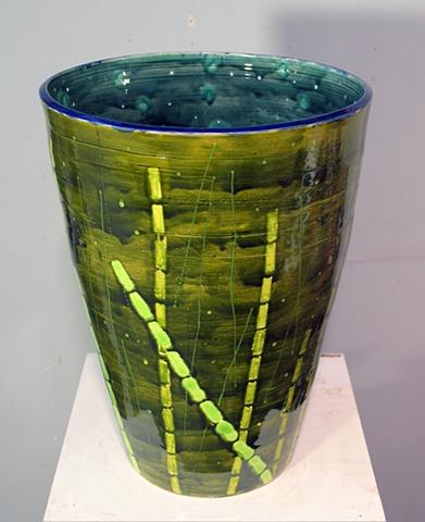 Bamboo Vase II