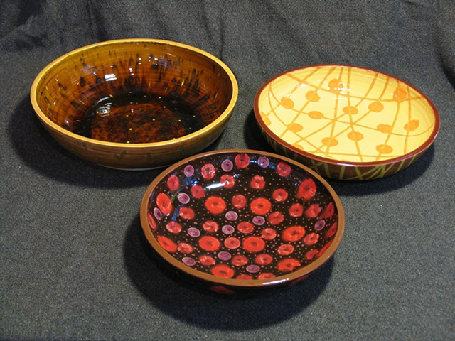 SOLD Bowl Assortment A