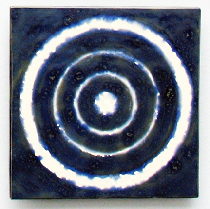 SOLD White Sky Ring 2 - 12x12