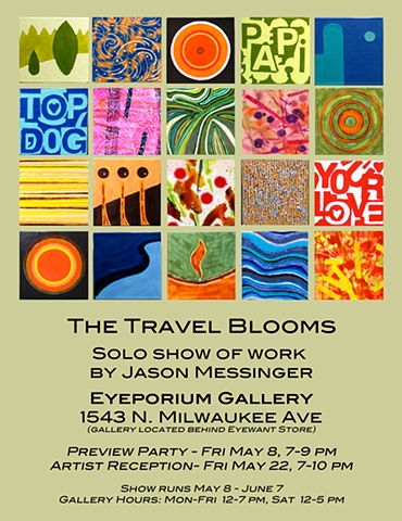 The Travel Blooms