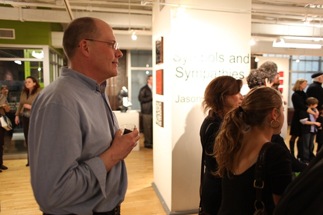 Symbols & Sympathies Opening Reception