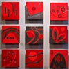 SOLD Asian Tour 12 Tiles