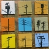 SOLD - Nine Urban Sentinels