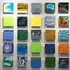 """Beautiful World II - 49 8""""x8"""" tiles"""