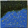"""Water Lilies 8""""x24"""""""