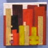 SOLD- Cityscapes B 3Tiles