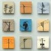 Urban Sentinels (30 tiles)