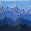 SOLD - Blue Mist Mountains