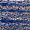 """SOLD - Water I, 8""""x8"""" tile"""