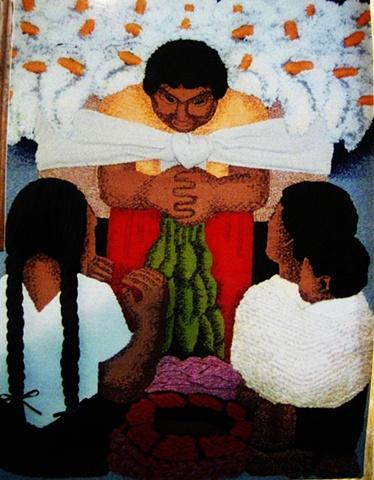 Inpired by Diego Rivera