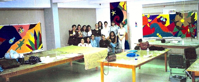 Textile Studio. Anahuac University