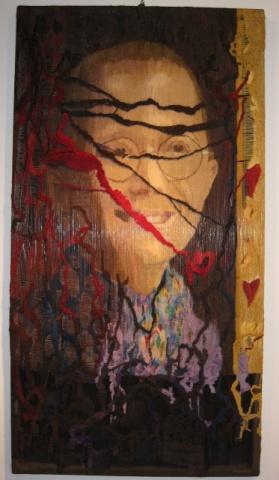 Monique Lehman´s tapestry