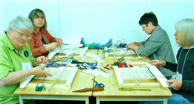 Tapestry Workshop