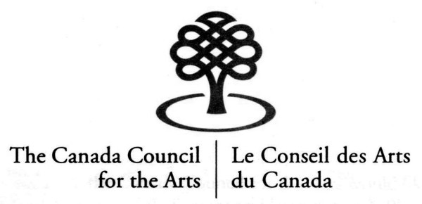Travel Grant 2011 Canada Council for the Arts