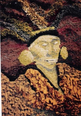 Tlatoani. Detail