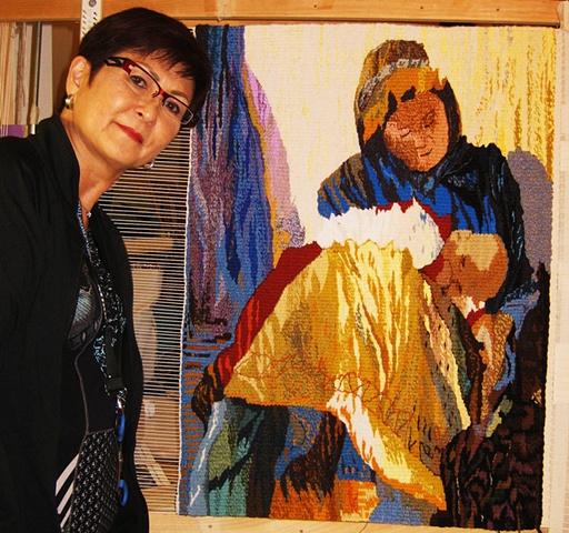 Stella Tang new tapestry