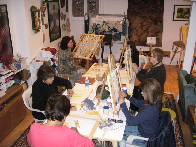The tapestry Studio