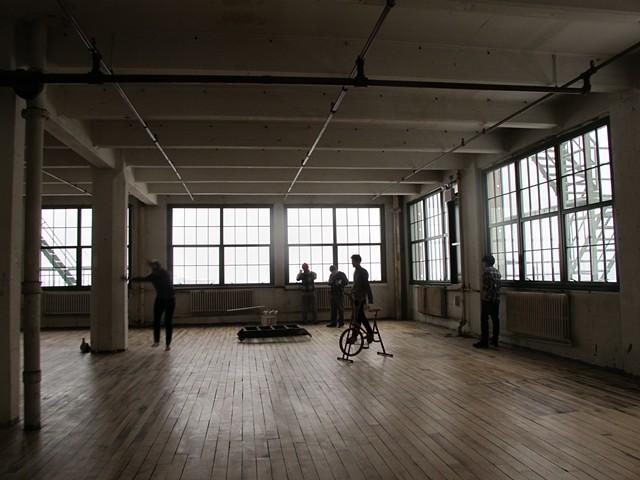 Last Sunday  Industry City, NY